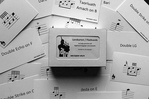 Lernkarten / Flashcards von Andreas Hambsch