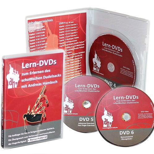 Lern-DVD rot vonAndreas Hambsch (deutsch)
