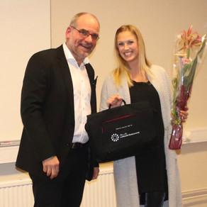 Årets lärare - Victoria Öhberg