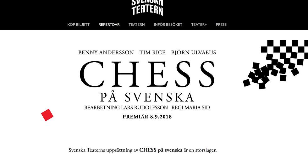 "Musikalresan ""Chess"""