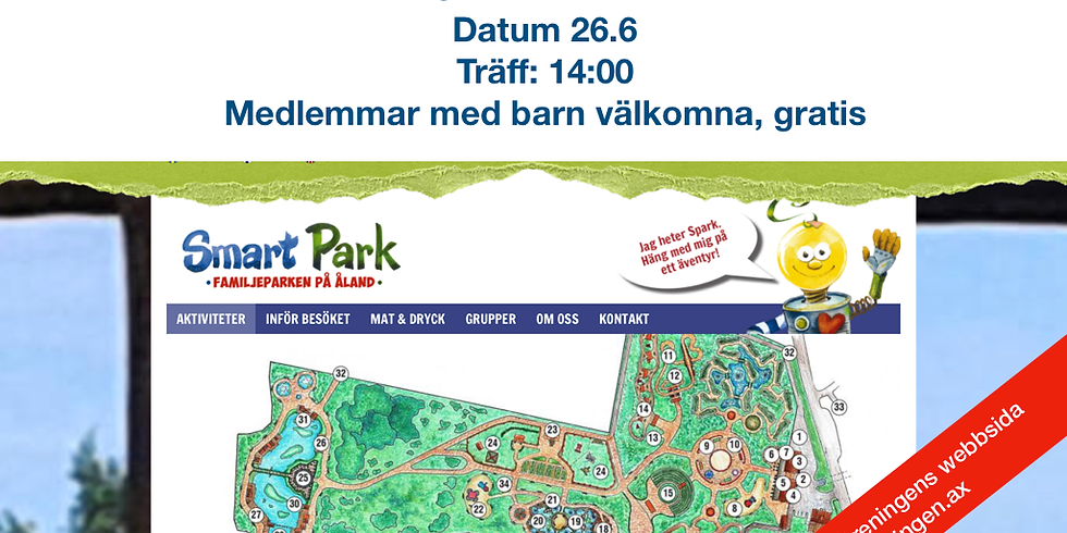 Smart Park familjeutflykt