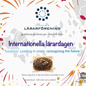 Internationella lärardagen