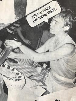 Jan Watts 1986-1987