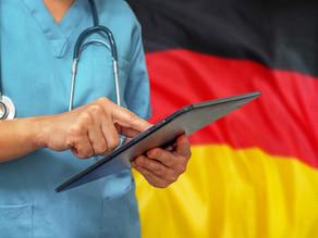 Was passiert in Sachen Digitalisierung im Ausland? Das KHZG in Deutschland…