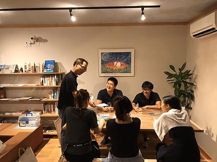 work@(ワークアット)   オフサイトワーク(チームビルディング/開発合宿/各種研修 等)の風景