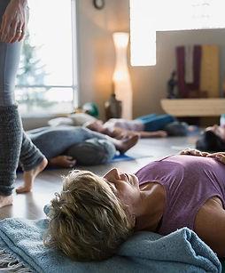 Yoga Stony Plain