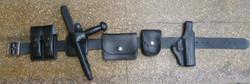 US police belt kit