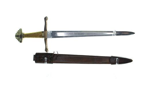 Early Medieval Style Cross Hilt Dagger