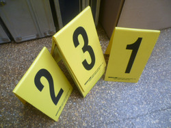 Forensic markers