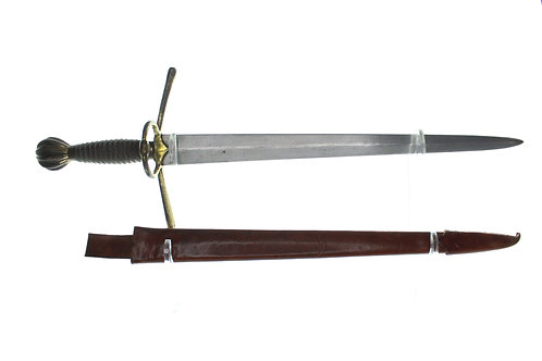 16th Century Style Cross Hilt Parrying Dagger