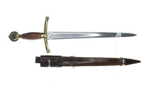 Medieval Style Cross Hilt Dagger