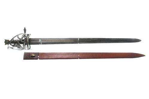 Venetian Schiavona Sword