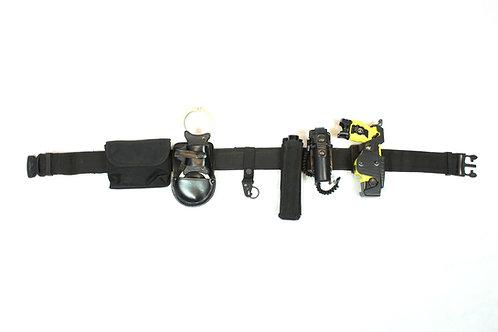 Standard Police Belt, with X26 Taser