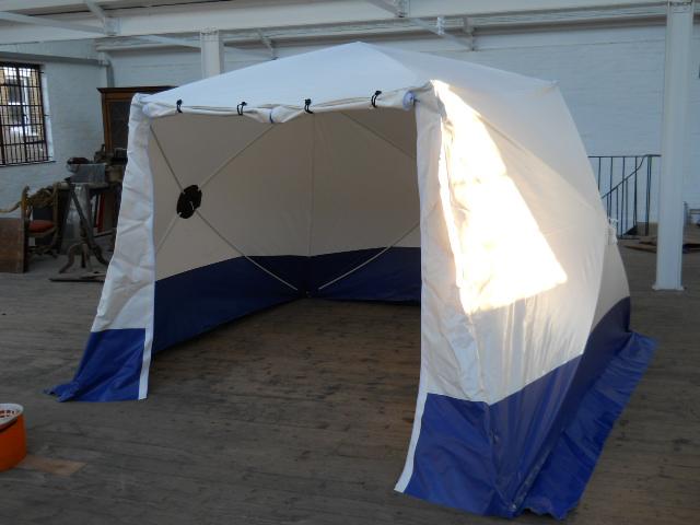 SOCO tent 3m x 3m