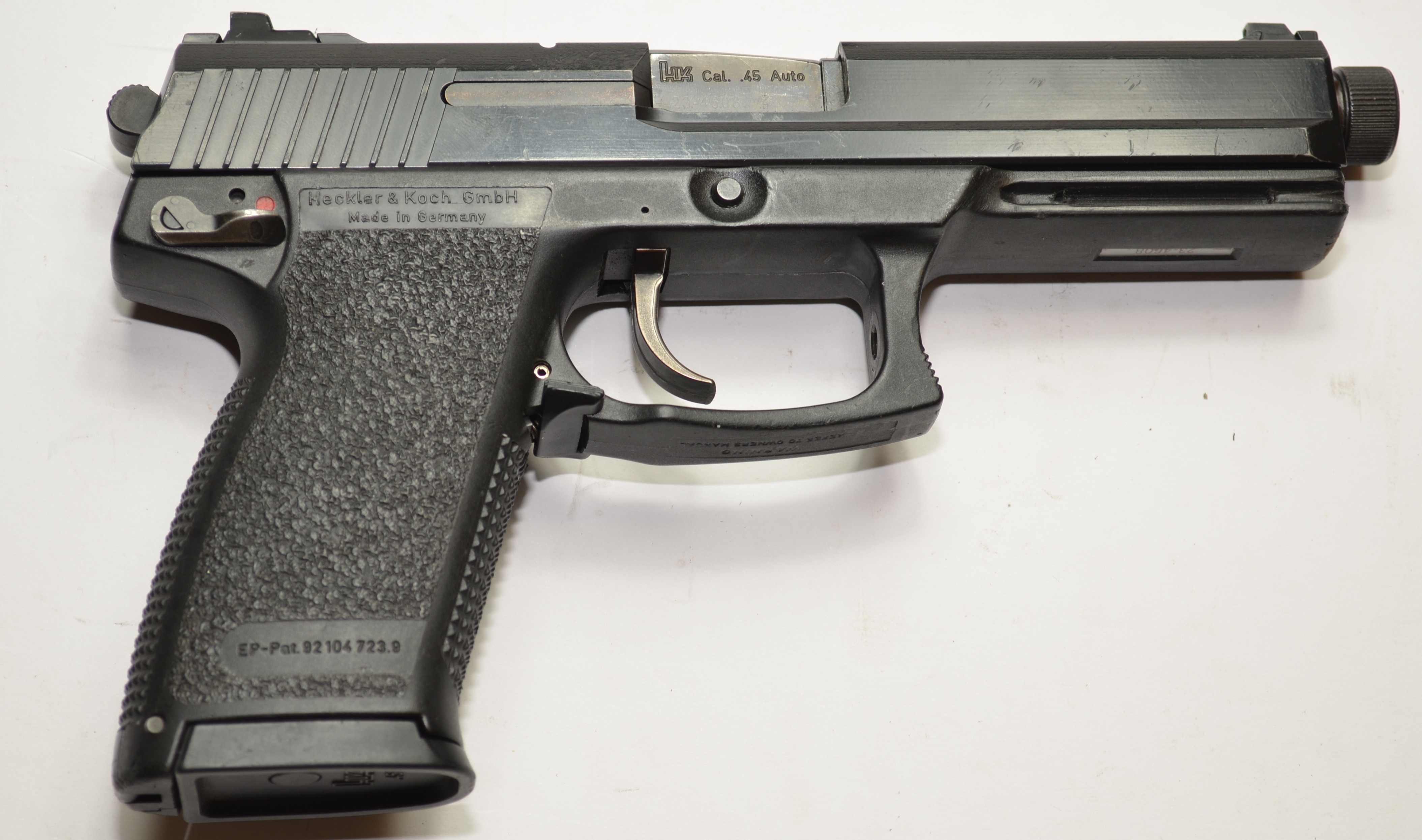 HK Mk 23
