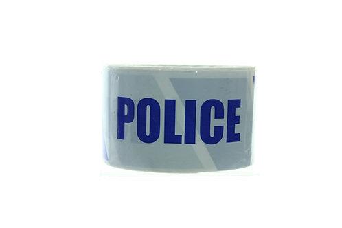 Blue Police Tape