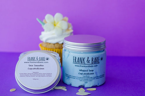 Luxury Whipped Soaps