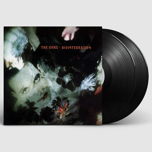 CURE, THE – Disintegration – (Vinyl)
