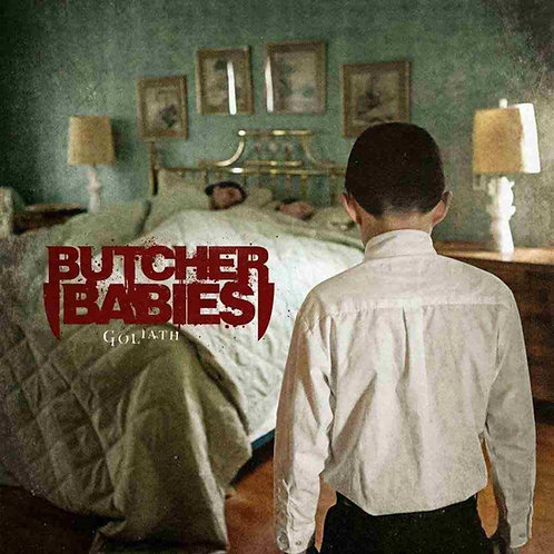 BUTCHER BABIES – Goliath - (CD)