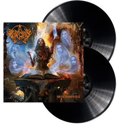 BURNING WITCHES - HEXENHAMMER Vinyl