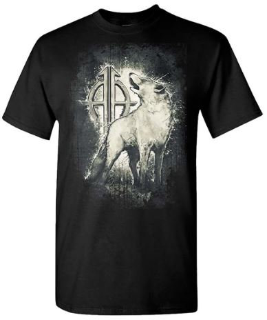 SONATA ARCTICA - WHITE WOLF TOUR DATES (Camiseta)