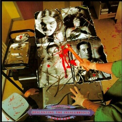 CARCASS - NECROTICISM - DESCANTING THE INSALUBRIOUS (CD)