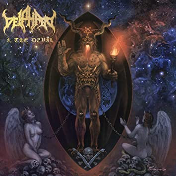DEIPHAGO - I, The Devil - (CD)