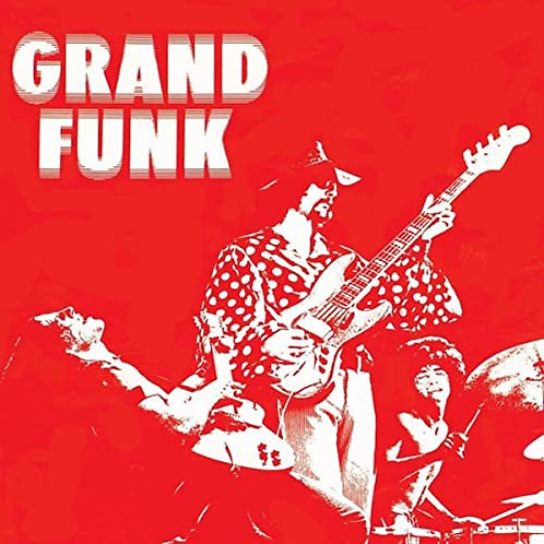 GRAND FUNK RAILROAD - Grand Funk (CD)