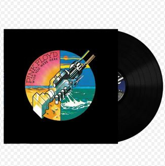 PINK FLOYD - WISH YOU WERE HERE (LIMITED) (Vinyl)