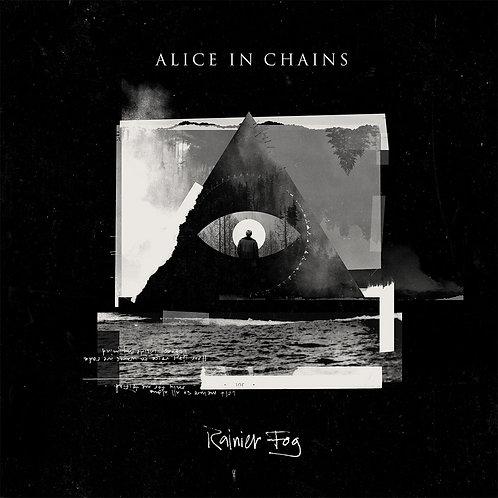 ALICE IN CHAINS - RAINIER FOG (CD)
