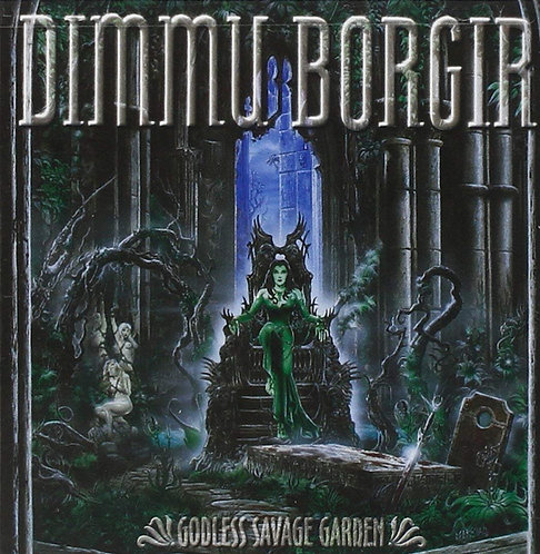 DIMMU BORGIR - Godless Savage Garden (CD)