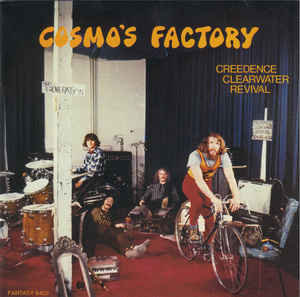 CREEDENCE CLEARWATER REVIVAL - Cosmo's Factory (CD)