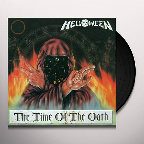 HELLOWEEN - TIME OF THE OATH (LP)