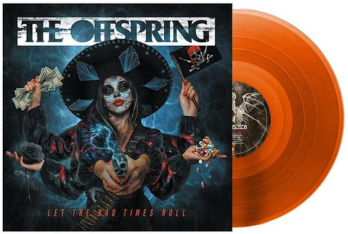 OFFSPRING, THE - LET THE BAD TIMES ROLL (LP)