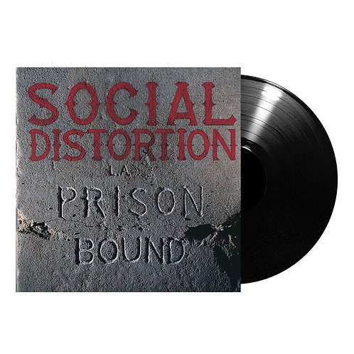 SOCIAL DISTORTION - Prison Bound (Vinyl)