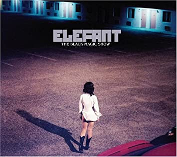 ELEFANT - The Black Magic Show - (CD)