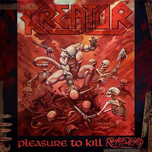 KREATOR - Pleasure To Kill (CD)