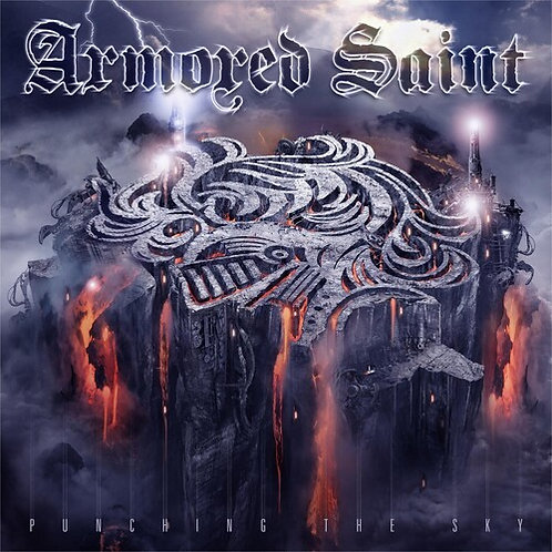ARMORED SAINT - Punching The Sky - (CD)