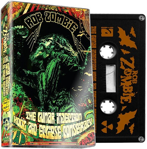 ROB ZOMBIE - The Lunar Injection Kool Aid Eclipse (Cassette)
