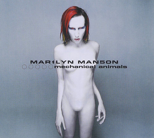 MARILYN MANSON - Mechanical Animals (CD)