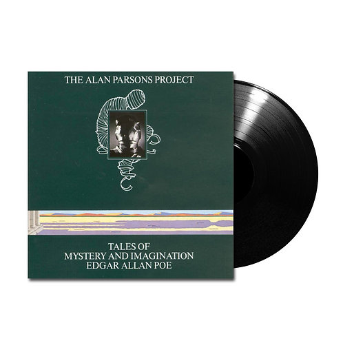 ALAN PARSONS PROJECT - Tales Of Mystery And Imagination (Vinyl)