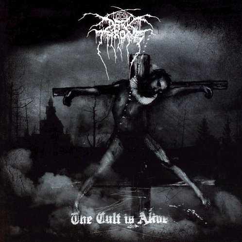 DARKTHRONE - The Cult is Alive (CD)