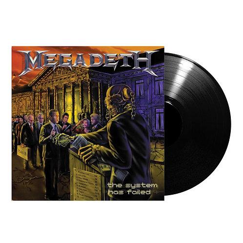 MEGADETH - System Has Failed (Vinyl)