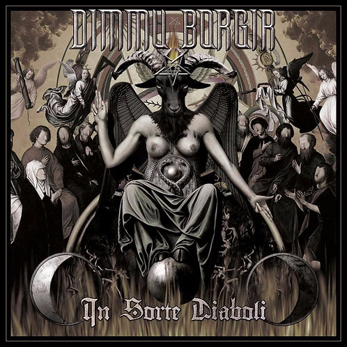 DIMMU BORGIR -In Sorte Diaboli (CD)