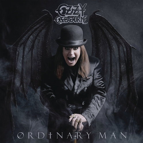 OSBOURNE,OZZY - ORDINARY MAN (JEWEL CASE) (CD)