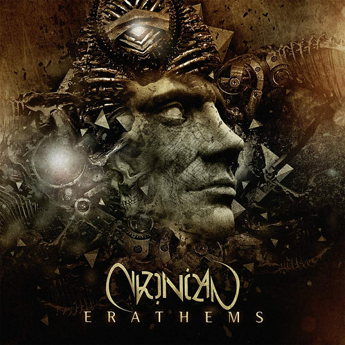 CRONIAN - Erathems - (CD)