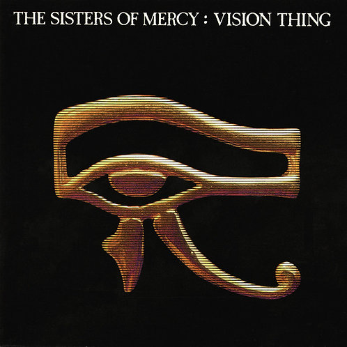 SISTERS OF MERCY - Vision Thing (CD)