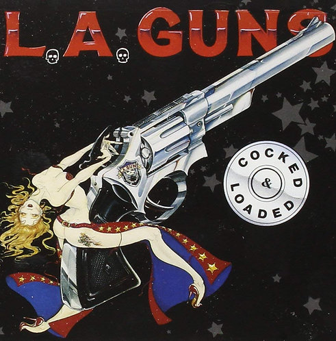 LA GUNS - Cocked & Loaded (CD)