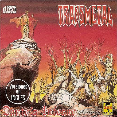 TRANSMETAL - Dantes Inferno (CD)