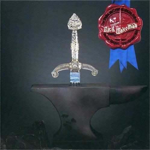 CD RICK WAKEMAN - Myths and Legends of King Arthur (CD)